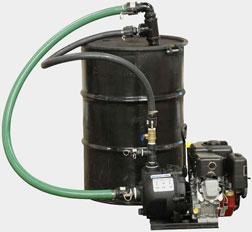 Barrel Spray System