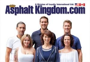 Asphalt Kingdom Staff