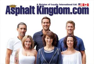 Asphalt Marketing