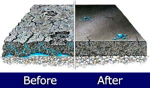 what is asphalt maintenance
