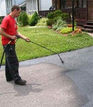 asphalt sealer  for sealcoating