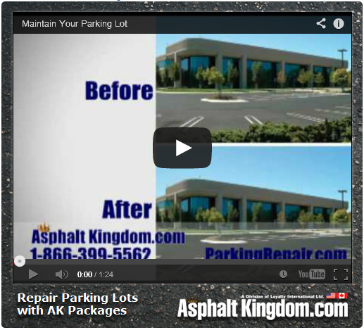 Asphalt Kingdom Video Center