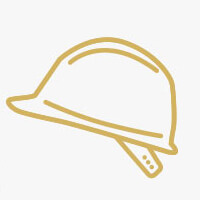 Contractor Helmet Icon